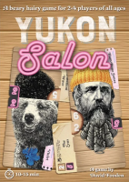 Yukon Salon - Board Game Box Shot
