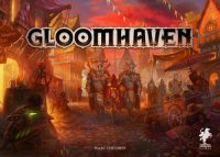 Gloomhaven - Board Game Box Shot
