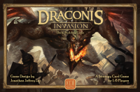 Draconis Invasion - Board Game Box Shot