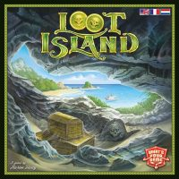Loot Island - Board Game Box Shot