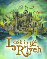 Lost in R'Lyeh - Board Game Box Shot