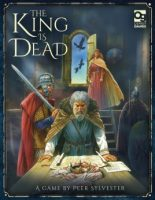 The King is Dead - Board Game Box Shot