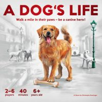 A Dog's Life - Board Game Box Shot