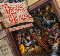 Dragon and Flagon - Board Game Box Shot