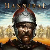 Hannibal: Rome vs Carthage - Board Game Box Shot