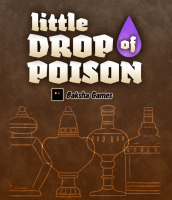 Little Drop of Poison - Board Game Box Shot