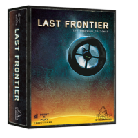 Last Frontier: The Vesuvius Incident - Board Game Box Shot