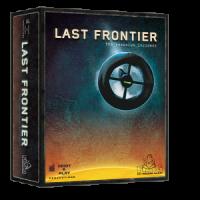 Last Frontier: The Vesuvius Incident - Board Game Box Shot
