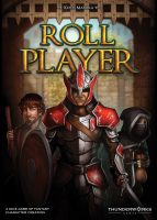 Roll Player - Board Game Box Shot