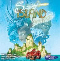 Spirit Island - Board Game Box Shot