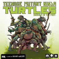 Teenage Mutant Ninja Turtles: Shadows of the Past - Board Game Box Shot