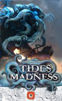 Tides of Madness - Board Game Box Shot
