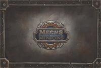 Mechs vs Minions - Board Game Box Shot