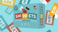 Snippets - Board Game Box Shot