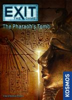 Exit the Game:  The Pharaoh's Tomb - Board Game Box Shot
