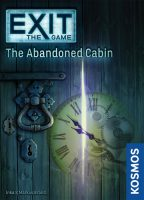 Exit the Game: The Abandoned Cabin - Board Game Box Shot