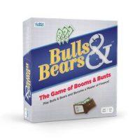 Bulls & Bears - Board Game Box Shot