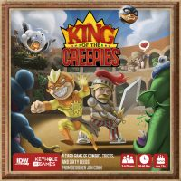 King of the Creepies - Board Game Box Shot