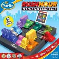 Rush Hour - Board Game Box Shot