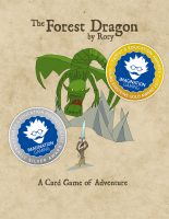 The Forest Dragon - Board Game Box Shot