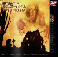 Betrayal at House on the Hill: Widow's Walk - Board Game Box Shot