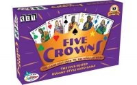 Five Crowns - Board Game Box Shot