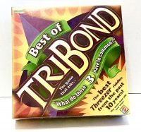 Best of Tribond - Board Game Box Shot
