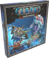 Clank! Sunken Treasures - Board Game Box Shot