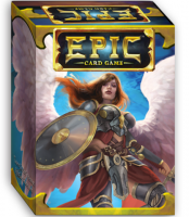 Epic Card Game - Board Game Box Shot