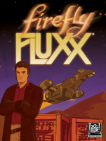 Firefly Fluxx - Board Game Box Shot