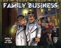 Family Business 3rd edition - Board Game Box Shot