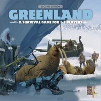 Greenland (2nd Ed) - Board Game Box Shot