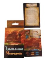 Islebound: Metropolis - Board Game Box Shot