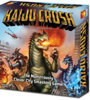 Kaiju Crush - Board Game Box Shot