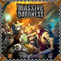 Massive Darkness - Board Game Box Shot