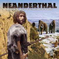 Neanderthal (1st Ed) - Board Game Box Shot