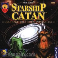 Starship Catan - Board Game Box Shot
