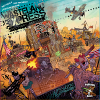 Wasteland Express Delivery Service - Board Game Box Shot