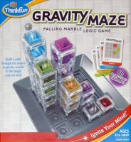 Gravity Maze - Board Game Box Shot