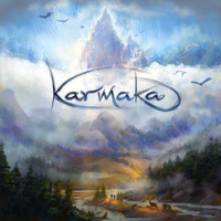 Karmaka - Board Game Box Shot
