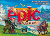 Tiny Epic Quest - Board Game Box Shot