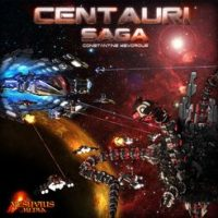 Centauri Saga - Board Game Box Shot
