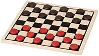 Checkers - Board Game Box Shot