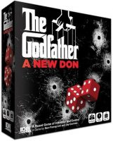 The Godfather: A New Don - Board Game Box Shot
