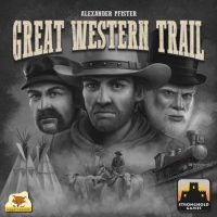 Great Western Trail - Board Game Box Shot