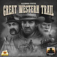 Great Western Trail - Board Game Box Shot
