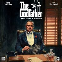 Godfather: Corleone's Empire - Board Game Box Shot