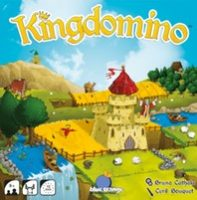 Kingdomino - Board Game Box Shot