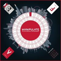 Manipulate - Board Game Box Shot