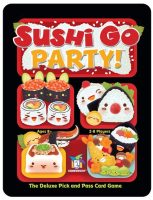 Sushi Go Party! - Board Game Box Shot